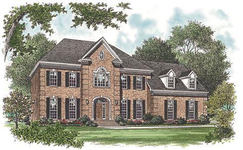 home plans 3256 sq ft georgian house plan 180 1017 4 bedrm home