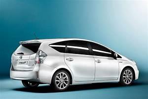 Toyota 7 Places Hybride : toyota prius 7 seater cars ~ Medecine-chirurgie-esthetiques.com Avis de Voitures