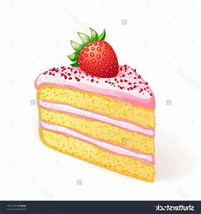Piece Of Cake Clipart - ClipartXtras