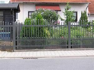 Hausfriedensbruch Grundstück Ohne Zaun : alu zaunanlagen draht weissb cker ~ Lizthompson.info Haus und Dekorationen