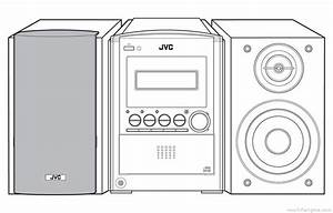 Jvc Fs-s57 - Manual - Compact Component System