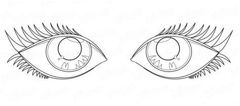 disegni di occhi facili occhio disegno da colorare come disegnare un occhio con