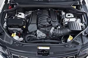 2014 Jeep Grand Cherokee Srt Engine Photo 13