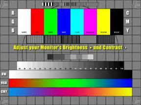 square tv screen screen calibration mandatory for serious editing the