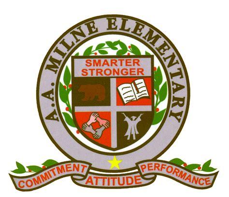 milne school logo