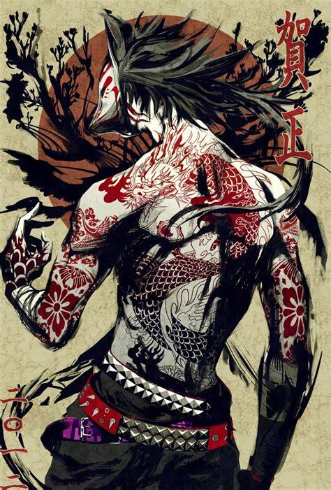 yakuza anime wallpapers top  yakuza anime