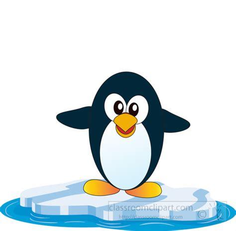 clipart iceberg penguin clipart penguin on iceberg clipart clipart 5125