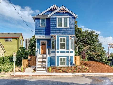 Brand New Unique 3-story House Just South Of Downtown