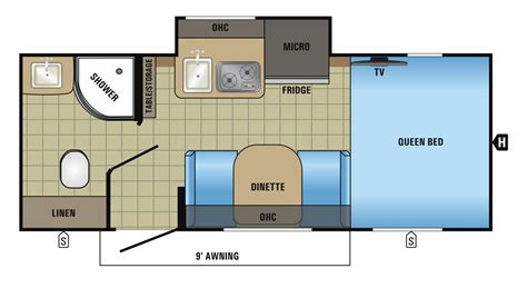 R Pod Floor Plans by Forest Pod George M Sutton Rv Eugene Oregon New 2015