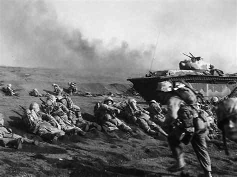 After Iwo Jima, The Legacy Of A Generation Began