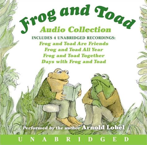 Frog And Toad Meme - frog and toad audio collection by arnold lobel audiobook cd barnes noble 174