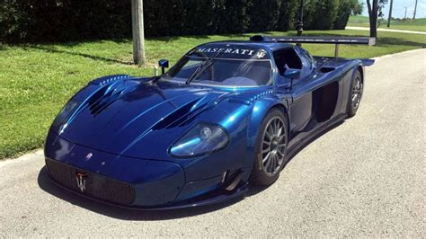 Buy This Maserati Mc12 Corsa For Only 28 Million The Drive
