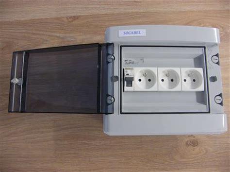 cuisiner une tanche coffret electrique etanche exterieur 28 images coffret