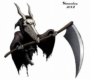Grim Reaper by Slainmonkey on DeviantArt