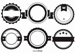 Blank Vector Badge Shapes - Download Free Vector Art ...