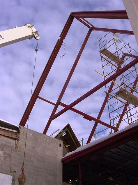 Structural Steel Framing - Buildipedia