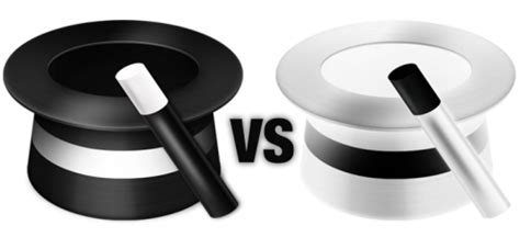 In House Customized White Hat Seo Solutions From Difference Between Black Hat Seo And White Hat Seo