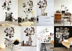 Papier Peint Magnétique : univers creatifs papier peint magn tique ~ Premium-room.com Idées de Décoration
