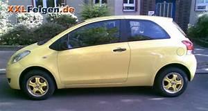 Toyota Yaris Original Felgen : toyota yaris dbv tahiti felgen in gelb ~ Jslefanu.com Haus und Dekorationen