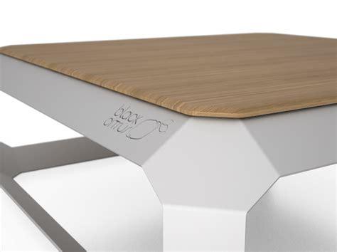 la chambre des table basse zest black citrus studio de création de