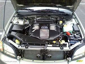 2003 Subaru Outback H6 3 0 Wagon 3 0 Liter Dohc 24