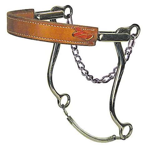 hackamore mechanical bitless bridle western tack bridles bosal saddles reinsman sidepull equine ridge riding