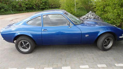 1969 Opel Gt by Opel Gt 1900 1969 Catawiki