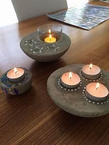 Tischkartenhalter Selber Machen : betongiessen kleine einfache geschenke zum selbermachen geschenk frau pinterest ~ Eleganceandgraceweddings.com Haus und Dekorationen