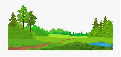 Clipart Grass Landscaping Tree Trees Landscape Clipground