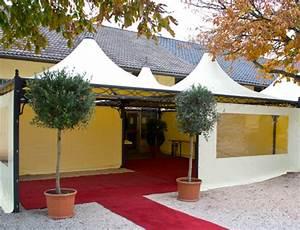 Seitenwände Für Pavillon : bo wi outdoor living pavillons f r gewerbe und garten ~ Indierocktalk.com Haus und Dekorationen