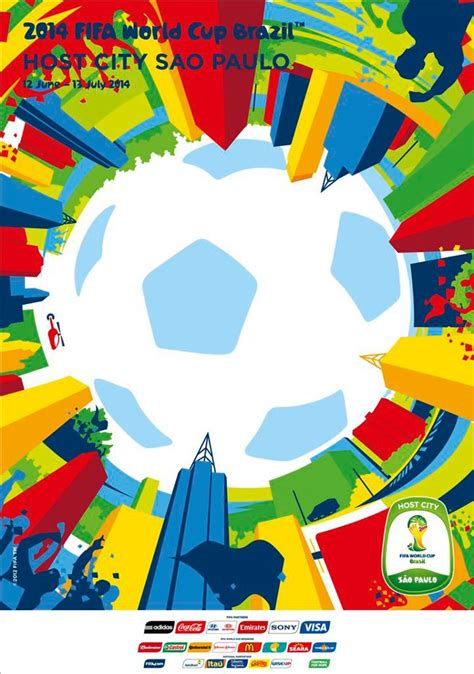 Fifa World Cup Posters The Guide
