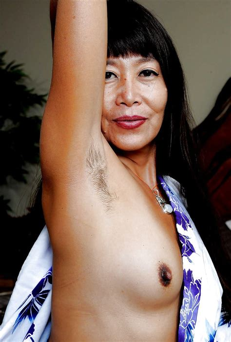 Asian Women Showing More Than Hairy Armpits Porn Pictures