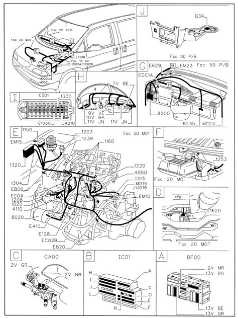 peugeot   expert engine type dhx xudbtf bosch  vp injection wiring diagrams