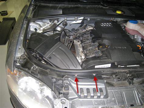 Audi Air Filter Replacement Europa Parts Blog