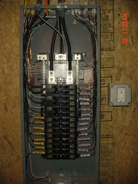numbers for panel wiring