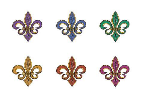 Free Fleur de Lis Vector Series - Download Free Vector Art ...