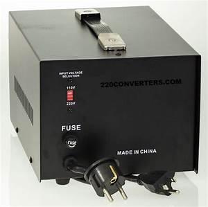 100 Watt Two Way Voltage Converter Ac100w