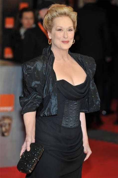 meryl streep hairstyles   older women  fine hair