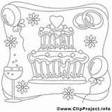 Coloring Pages Birthday Cake sketch template