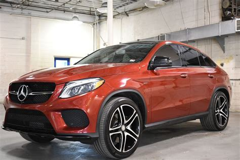 Mercedes has made some significant changes to the 2020 mercedes benz gle 450: 2016 Used Mercedes-Benz 4MATIC 4dr GLE 450 AMG Coupe at Imperial Highline Serving Manassas, VA ...