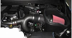 2015-2017 Ford F-150 2 7l V6 Ecoboost Roush Engine Cold Air Intake Induction Kit