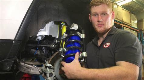 install jeep grand cherokee air suspension