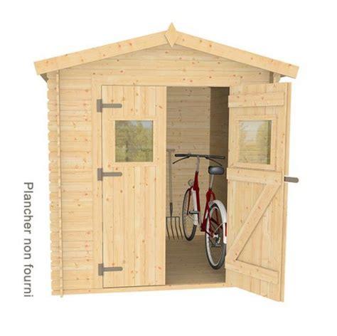 chambre pour auvent caravane abri de jardin bois 2 34 m2 trigano store