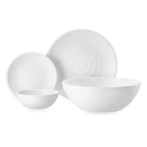 white melamine dinnerware bed bath