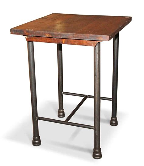 kitchen table or island square kitchen island or side table olde things