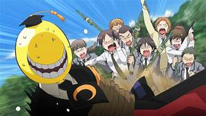 Adn Assassin Classroom Saison 1 Episode 7 : manga anime assassination classroom in time with asia ~ Medecine-chirurgie-esthetiques.com Avis de Voitures