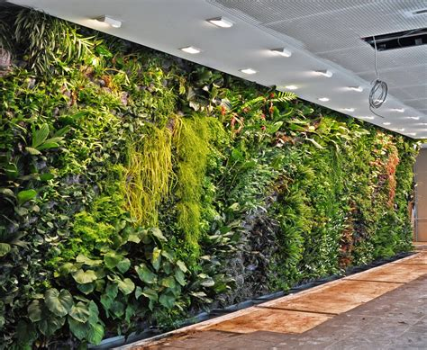 Vertical Gardens by The Earth Blanc And Vertical Gardening