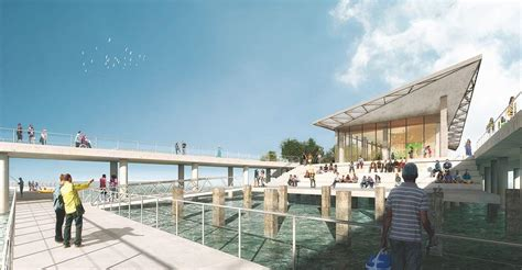 Pier Education by Ta Bay Gets Spot On St Pete Pier For Marine