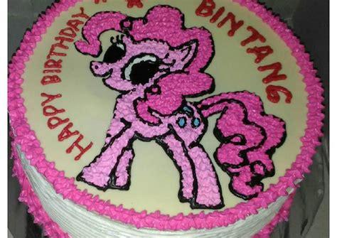 Karpet Karakter Kuda Pony gambar sepuluh gambar kue ulang kuda anak perempuan