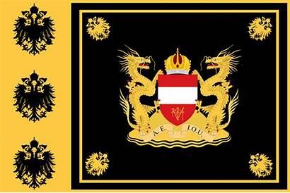 Austrian Empire Colony Hong Kong Vexillology